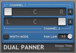 DualPanner